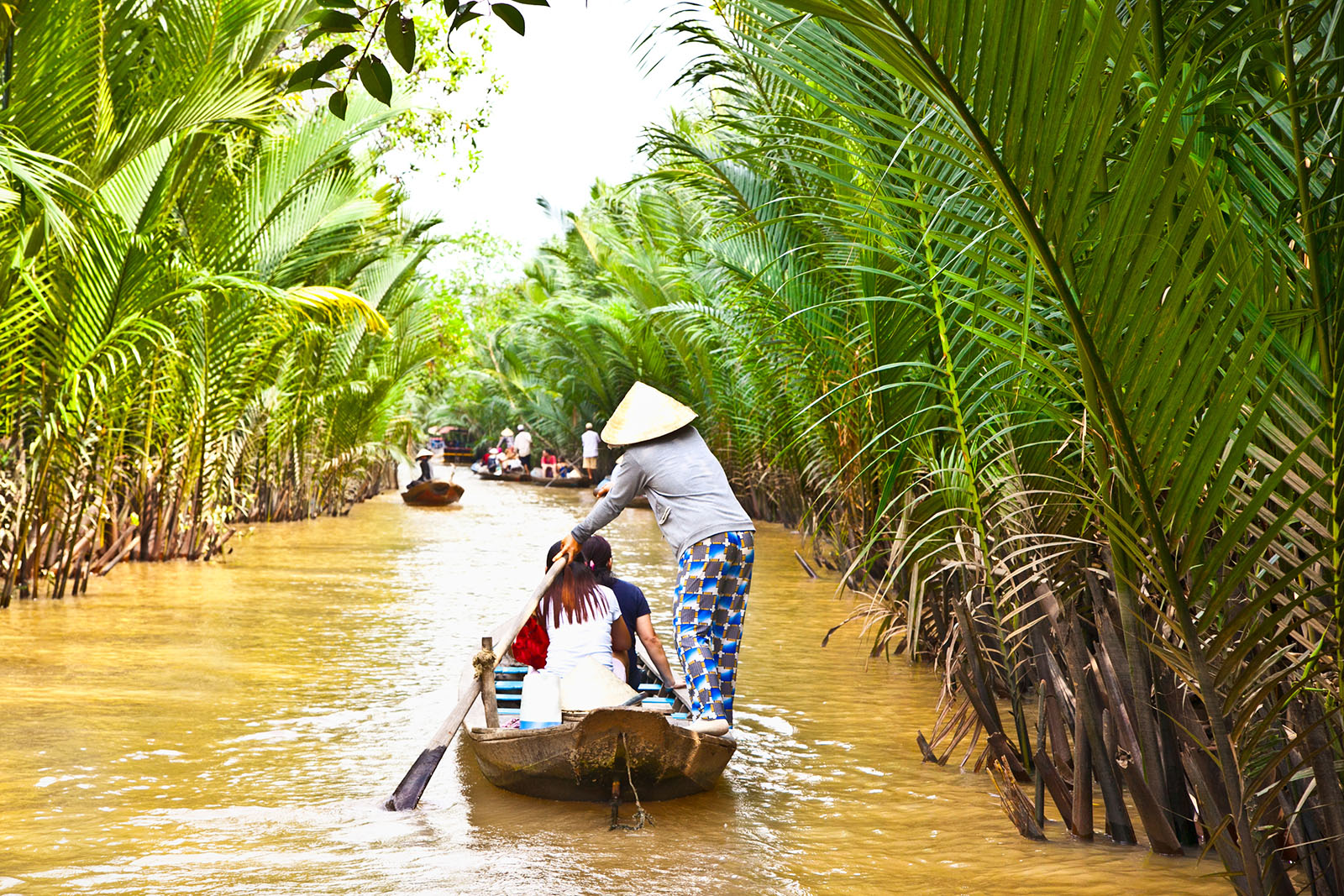 Group Tour: Three Days Mekong Delta Trip